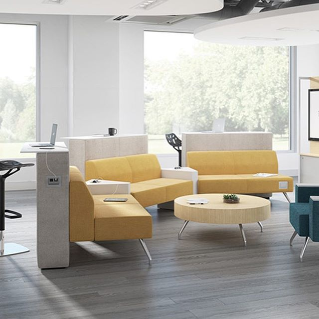 Swipe to see three distinct looks from one of our favorite manufacturers, @kimballbrand. At Commercial Interiors, Inc. we work to customize our clients' offices and conference rooms to reflect their mission and goals and create inspiring spaces for important meetings. - - - #conferenceroom #design #architecture #furniture #officespace #officelife #interiordesign #interiordecor #contemporarydesign #contemporaryfurniture #sleekspaces #dreamoffice #inspiration #decorinspiration