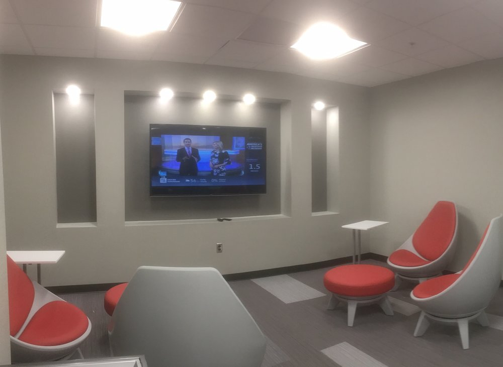Corporate breakroom, gulfport, mississippi