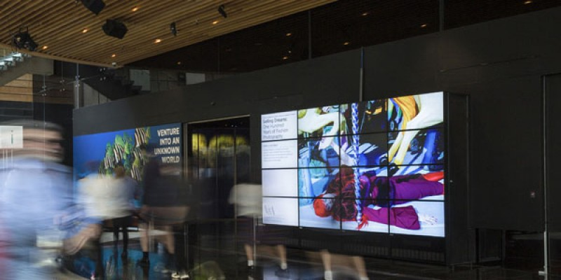 Digital Signage Software at Airports and Transit Stations