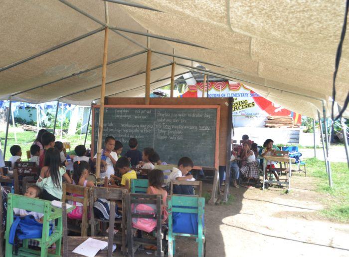 Tent school