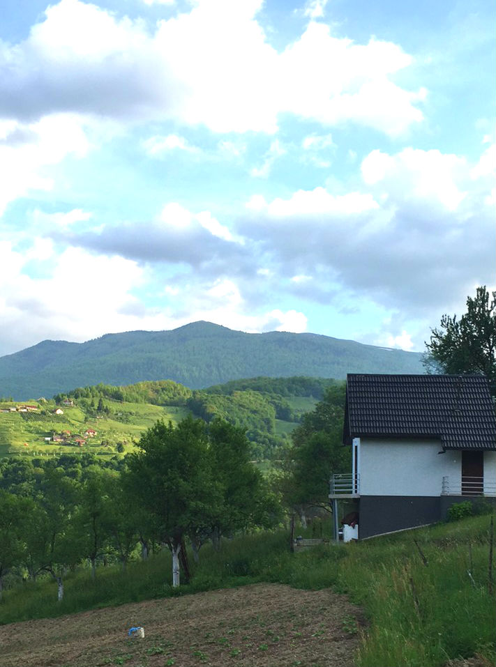 Eco Estate Under Bjelasica Mountain, from Meanderbug.