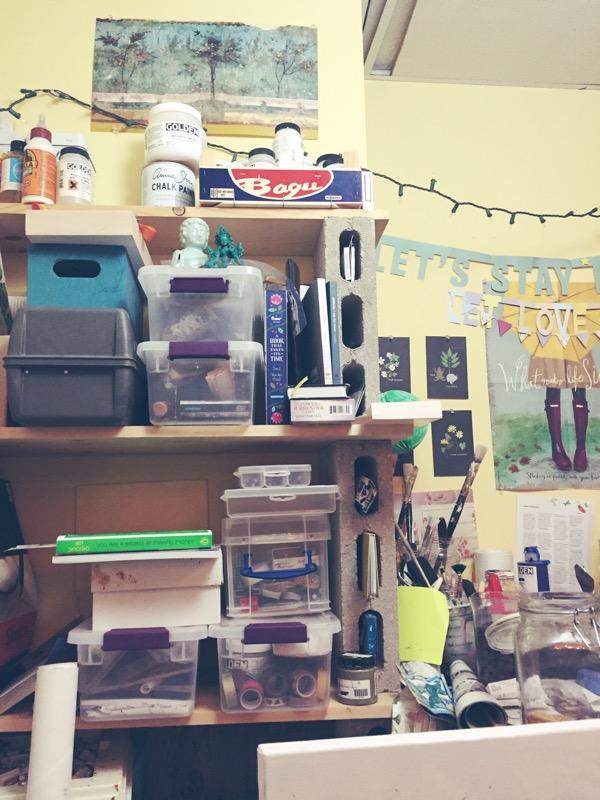 my studio - 9.18.18