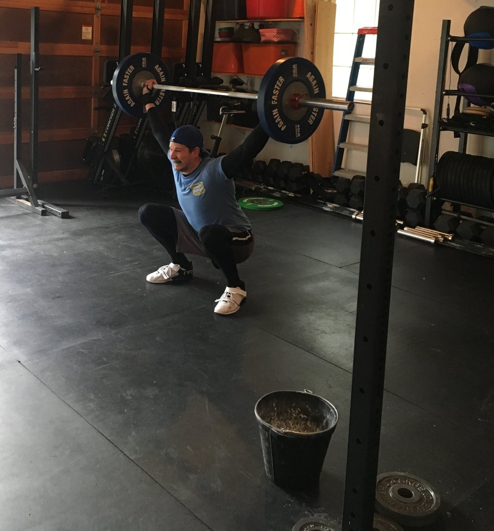 Brandon gets work done in 17.3