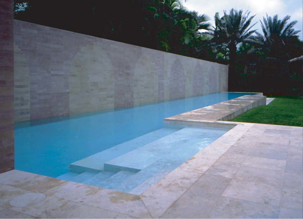 LEWIS POOL + SPA