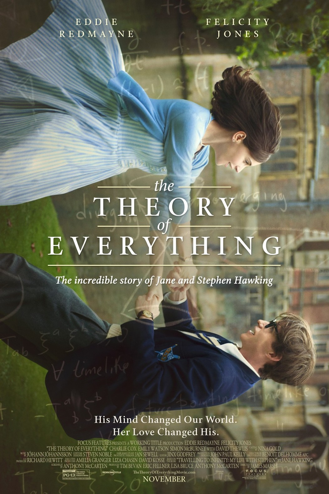 The Theory of Everything #film 1 www.impawards.com