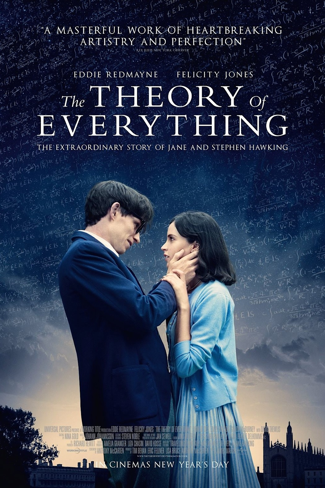 The Theory of Everything #film 5 www.impawards.com