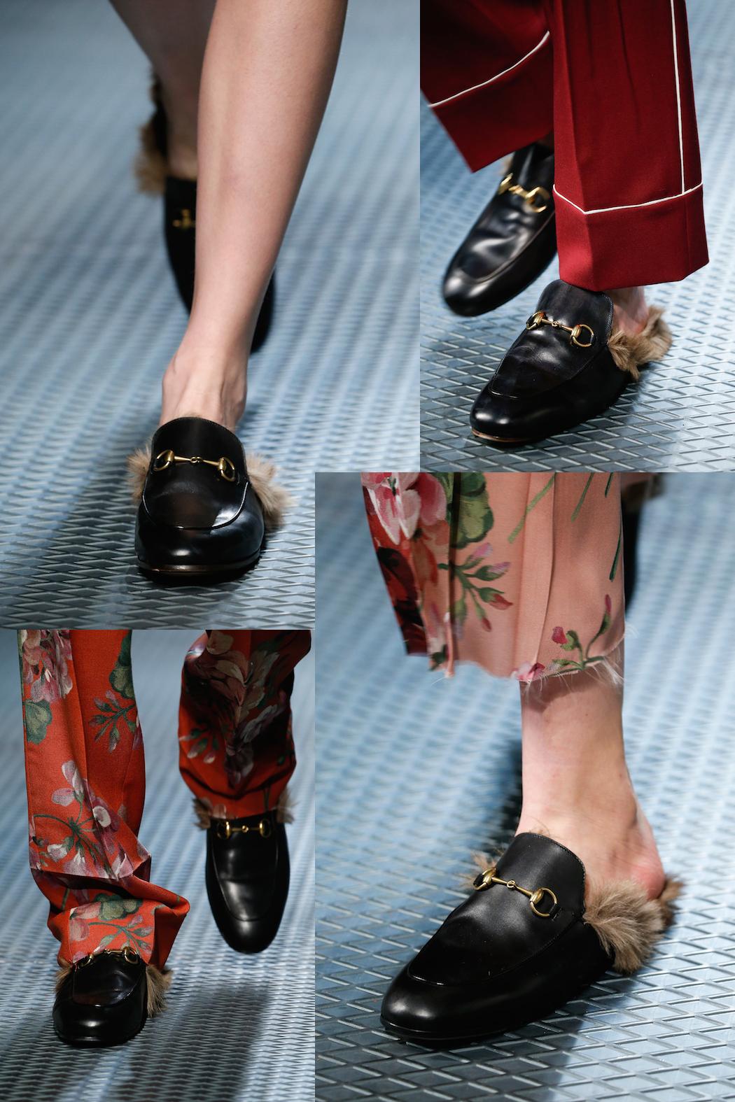 Gucci Fall 2015 shoes fash-n-chips.com