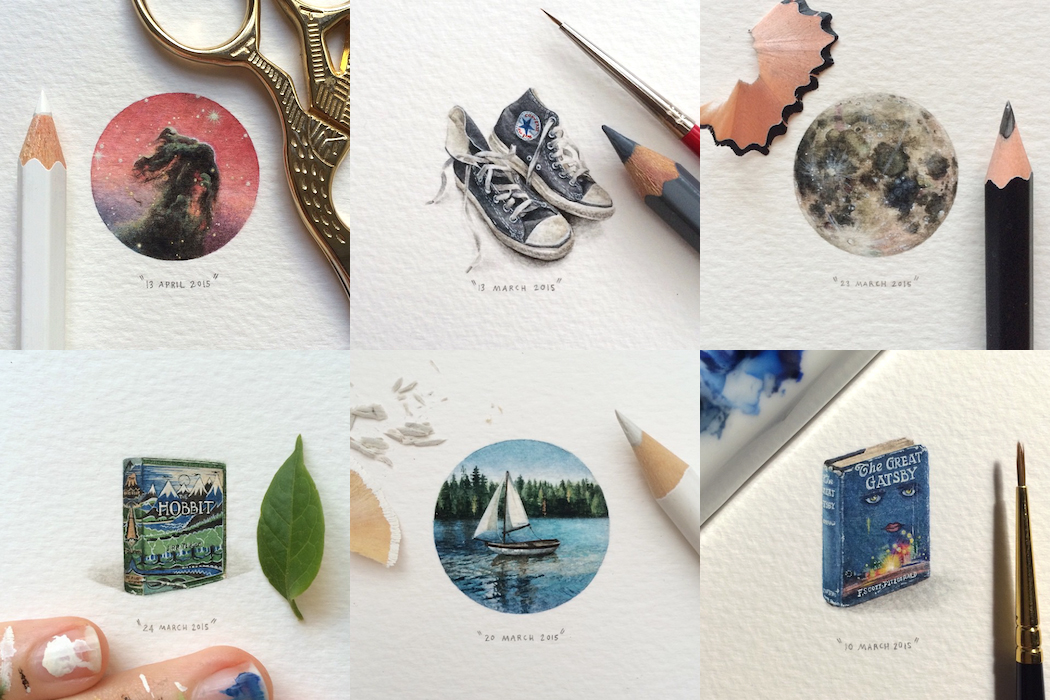 Lorraine Loots Paintings for Ants 1