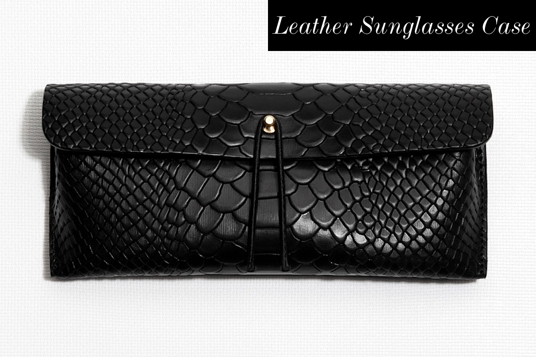 Shop leather sunglasses case fash-n-chips.com