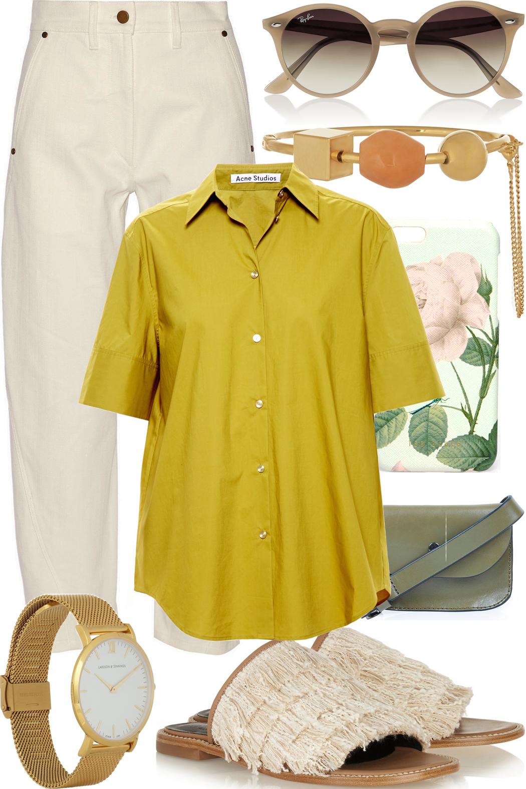 Shopping Acne shirt fash-n-chips.com
