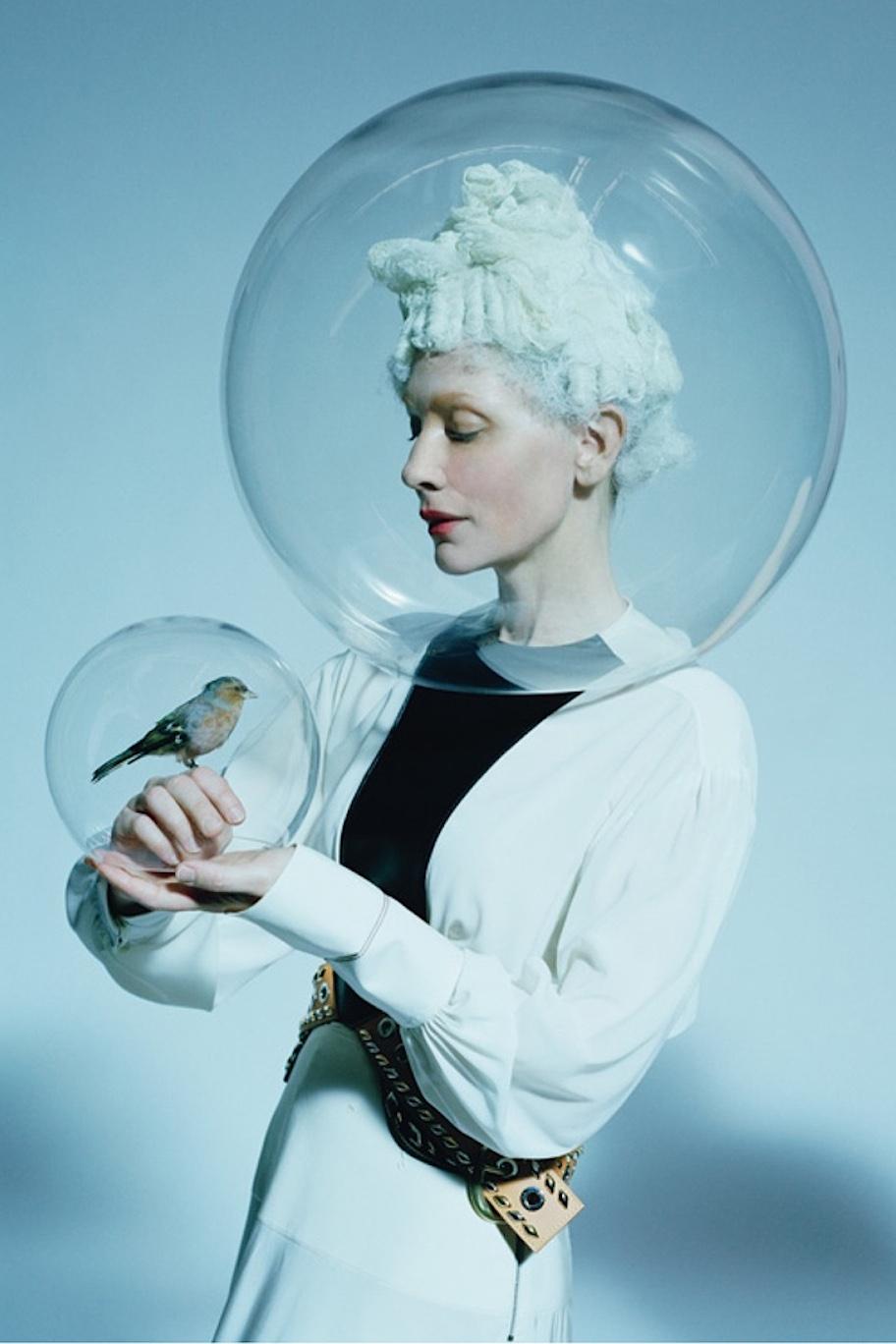 Cate Blanchett W Magazine December 2015 1
