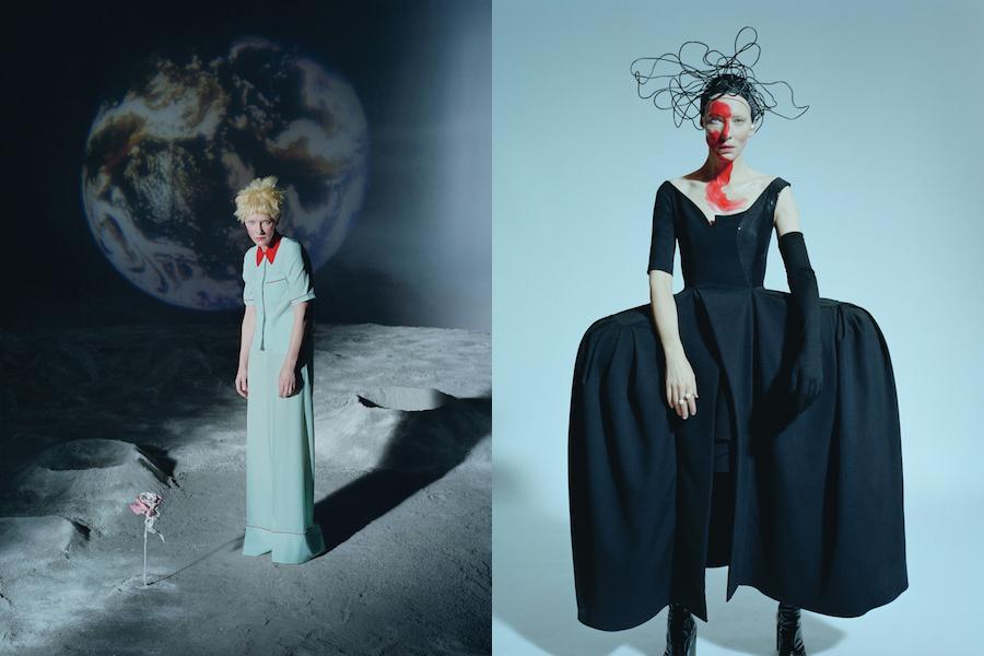 Cate Blanchett W Magazine December 2015 2