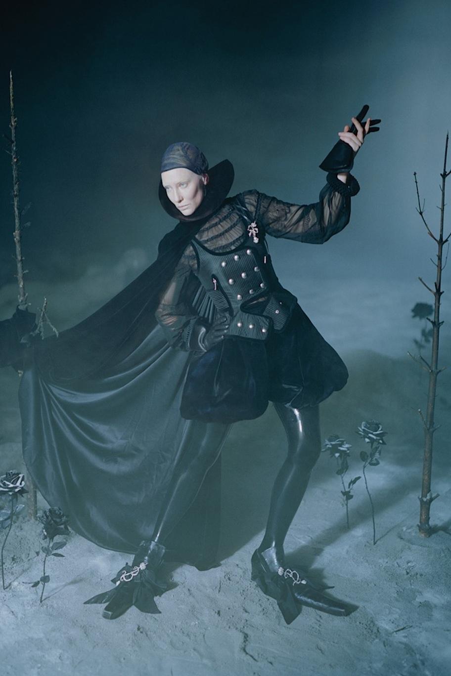 Cate Blanchett W Magazine December 2015 3