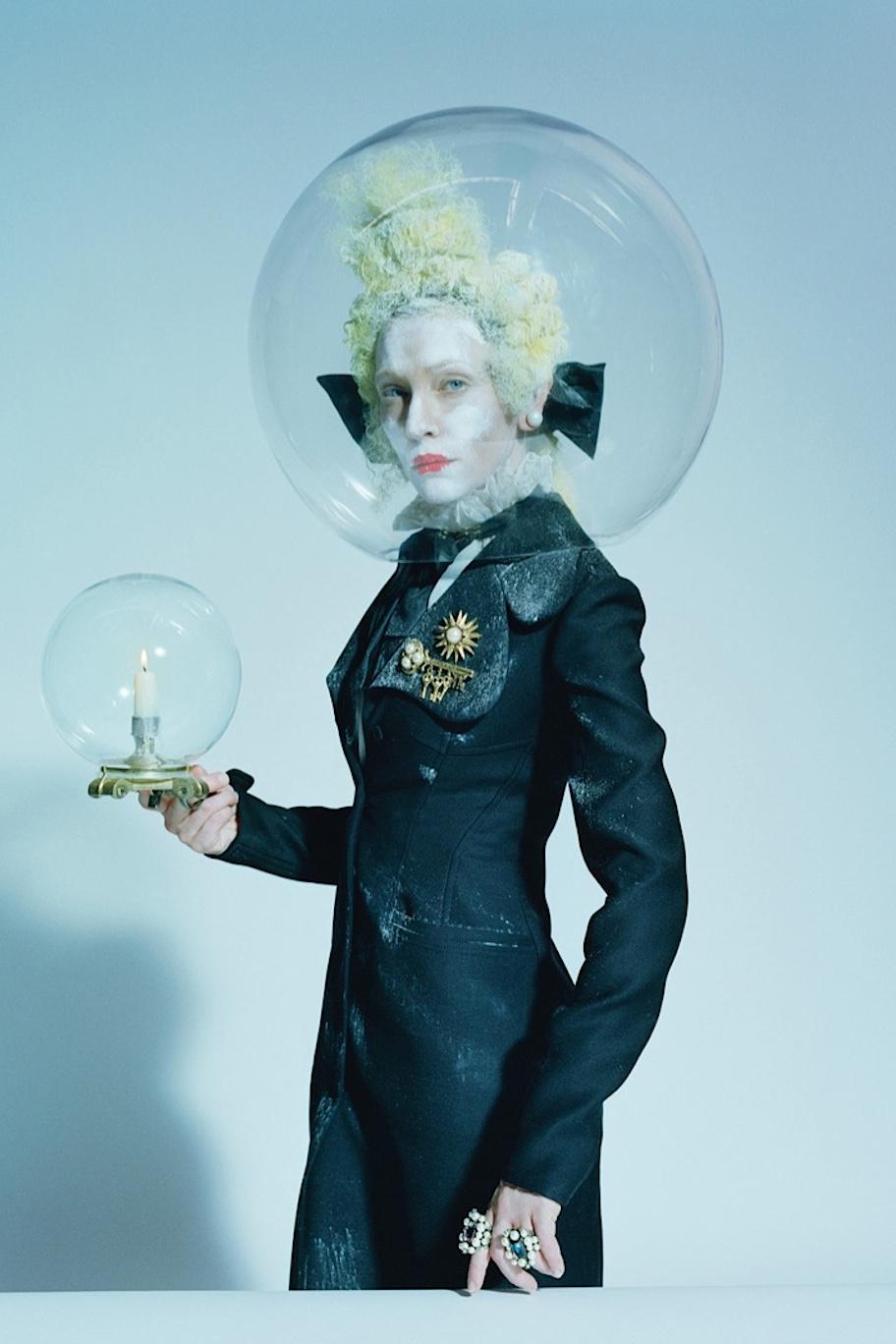 Cate Blanchett W Magazine December 2015 5