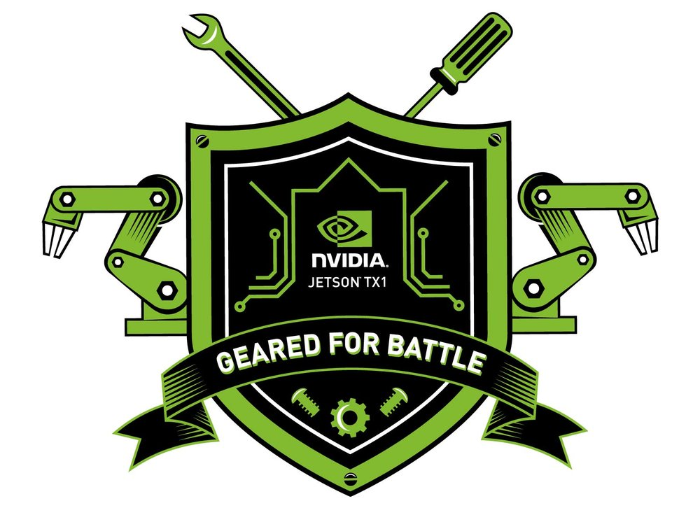 Geared for Battle logo