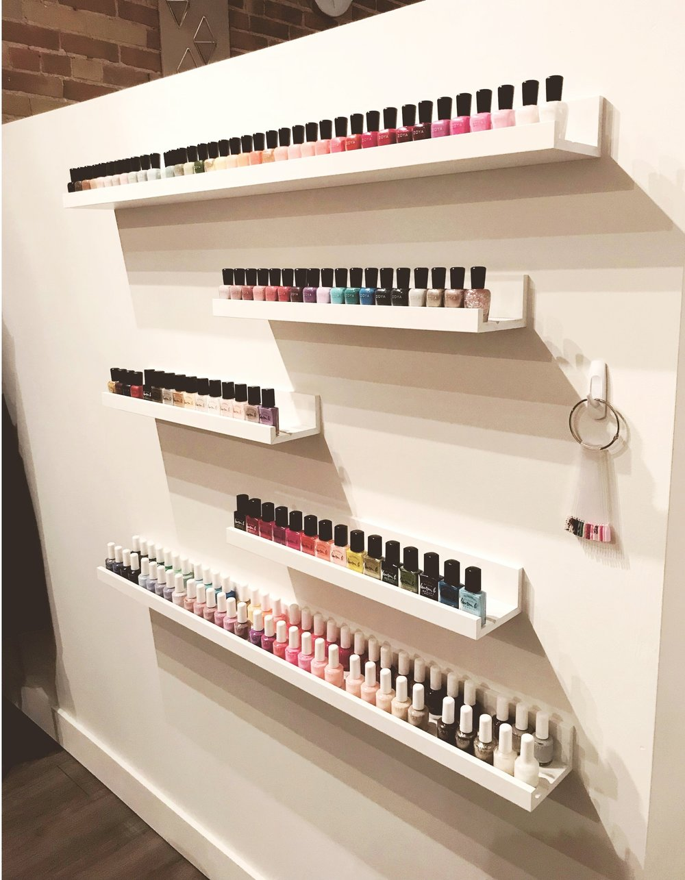 Inside Barefoot Beauty: Toronto\'s New Healthy Nail Destination ...