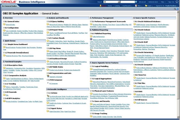 SampleApp for OBIEE 11 1 1 5 Released! — Vlamis Software