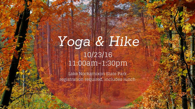 Yoga & Hike — Moondog Yoga