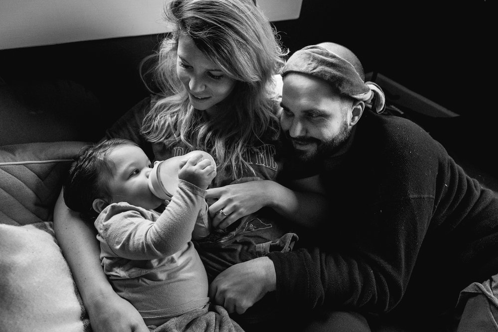 Cutest family ever. Royal Oak Family Photographer. Detroit Family Photographer.