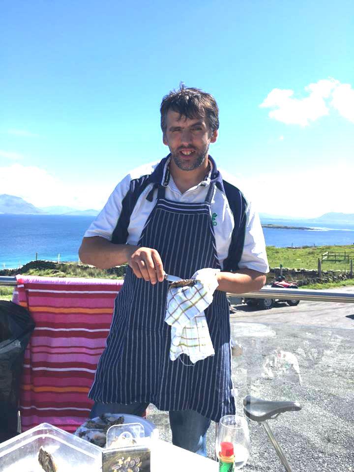 John Ward, Dooncastle Oysters