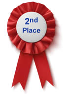 2nd Place Award