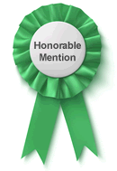 Honorable Mention Award