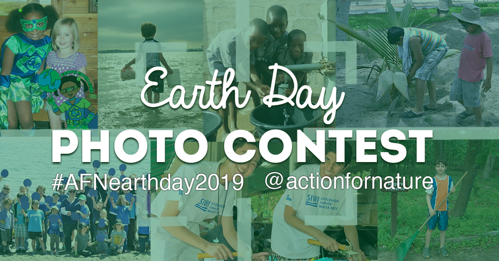 Action For Nature Earth Day Contest 2019
