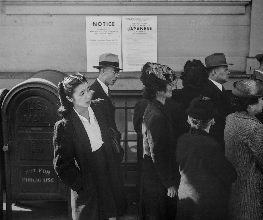 Waiting for Registration, San Francisco