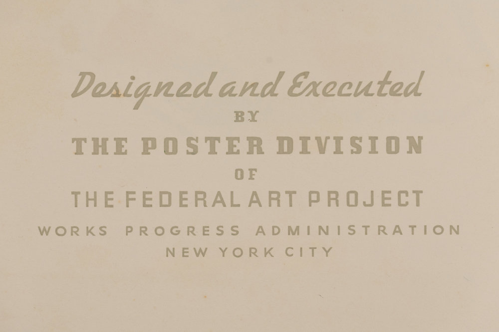 Original Calendar: Title Page