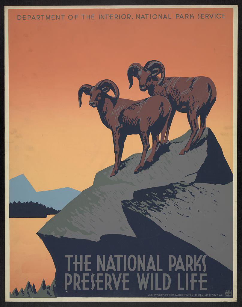 J. Hirt, NYC Poster Division, 1939