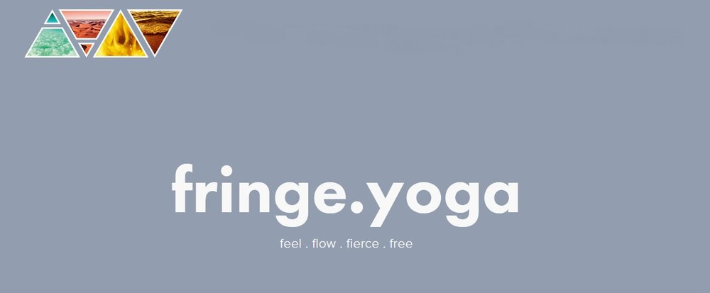 Fringe yoga site