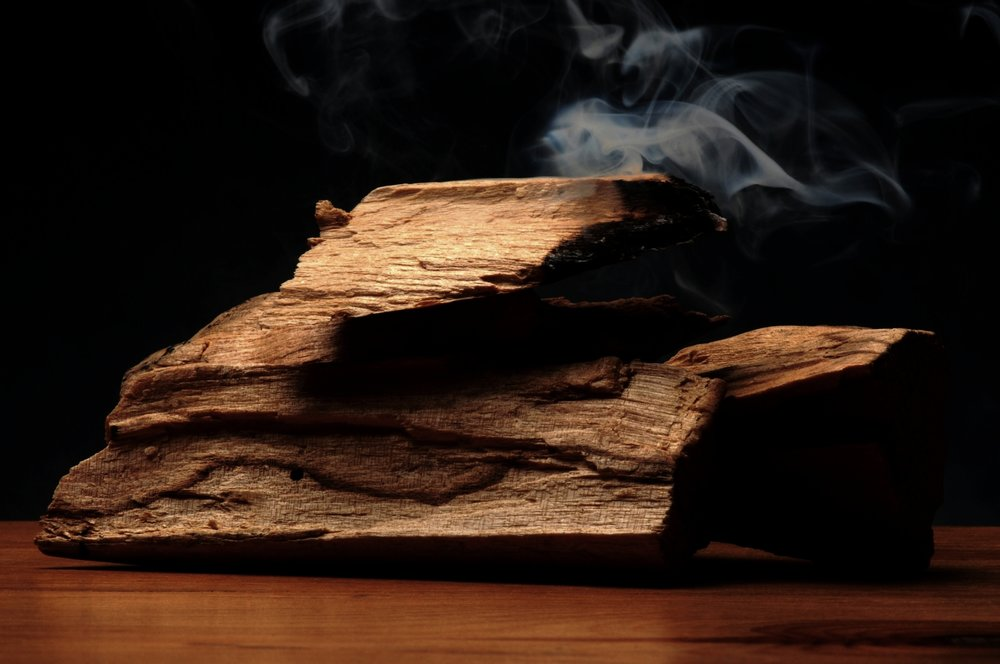 RITUALS - Woods, resins, and herbs have been used for centuries for their healing aromatic properties. These scents can purify your space and bring serenity to your thoughts.