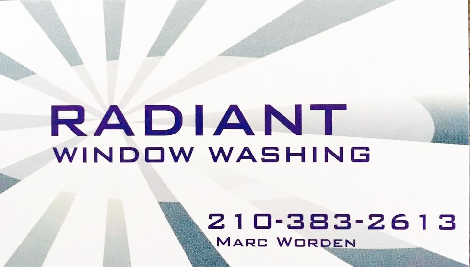 Radiant Window Washing