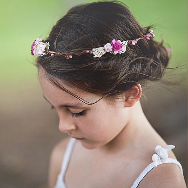 """With grace in her heart and flowers in her hair."" -Mumford and Sons"