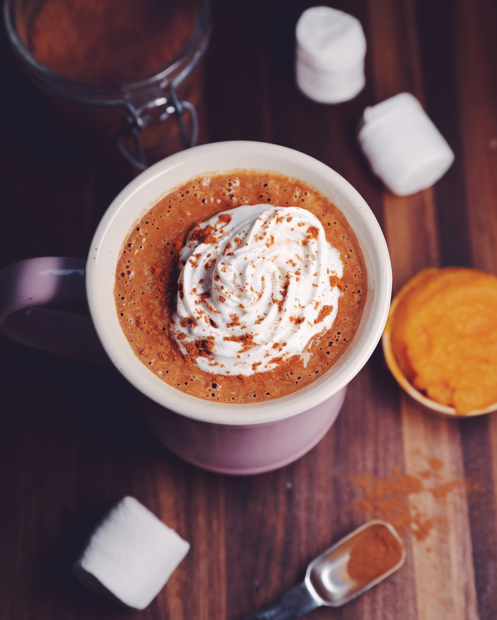 Pumpkin Hot Cocoa