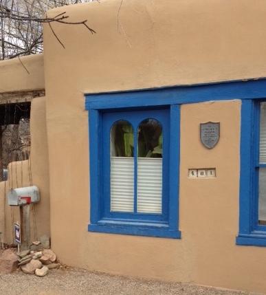 Delgado-Hare House, 401 Delgado Street