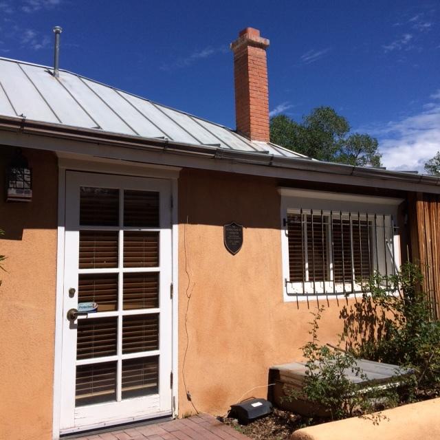 Jose Alarid House, 338 East De Vargas Street