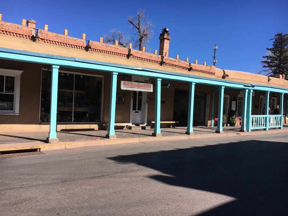 Arias de Quiros Site, Palace Avenue