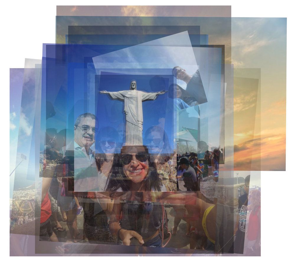 99 Unique Experiences with Christ the Redeemer