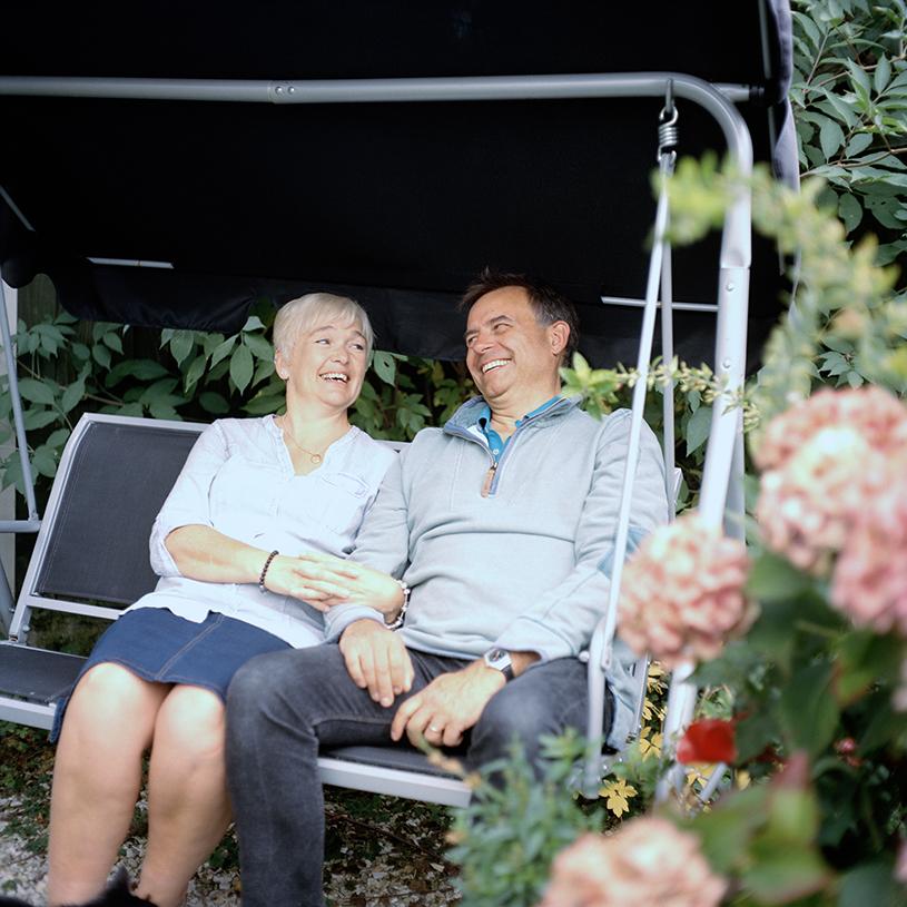 Carol and Stuart