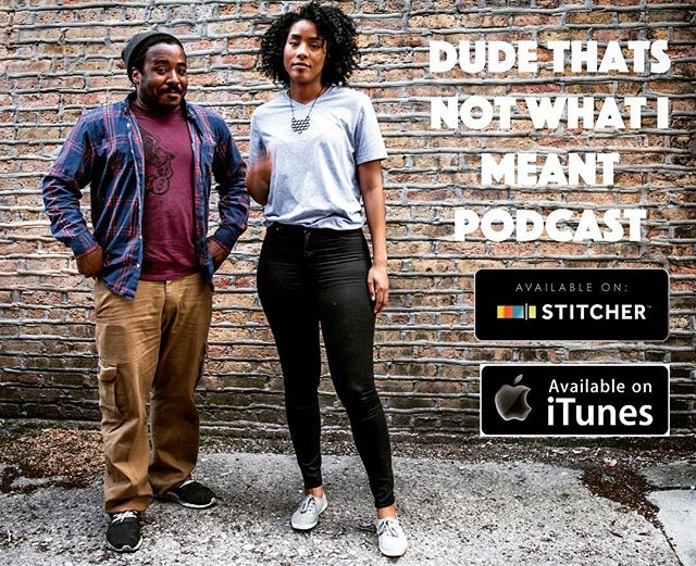Yooooo we're still kicking it!!! The podcast is available on iTunes and Stitcher!!! Come rock with us