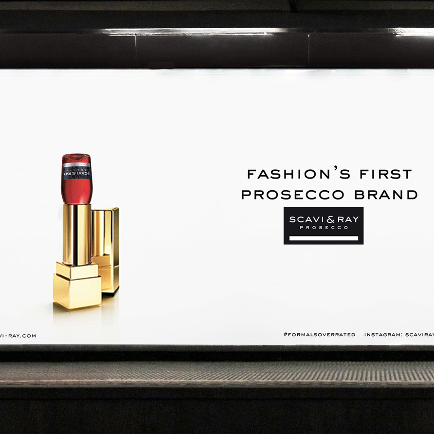 Fashion's First Prosecco Brand