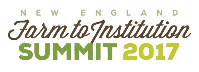 New England Farm to Institution Summit
