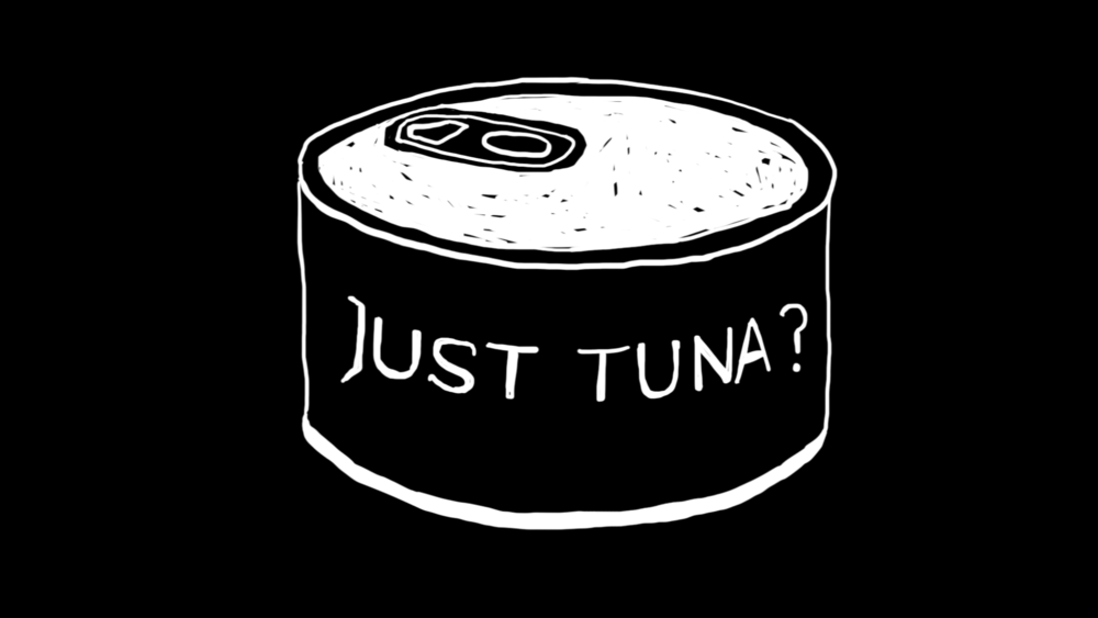 """Just Tuna"", an animation for Greenpeace exposing environmental and human rights abuses in the fishing industry 
