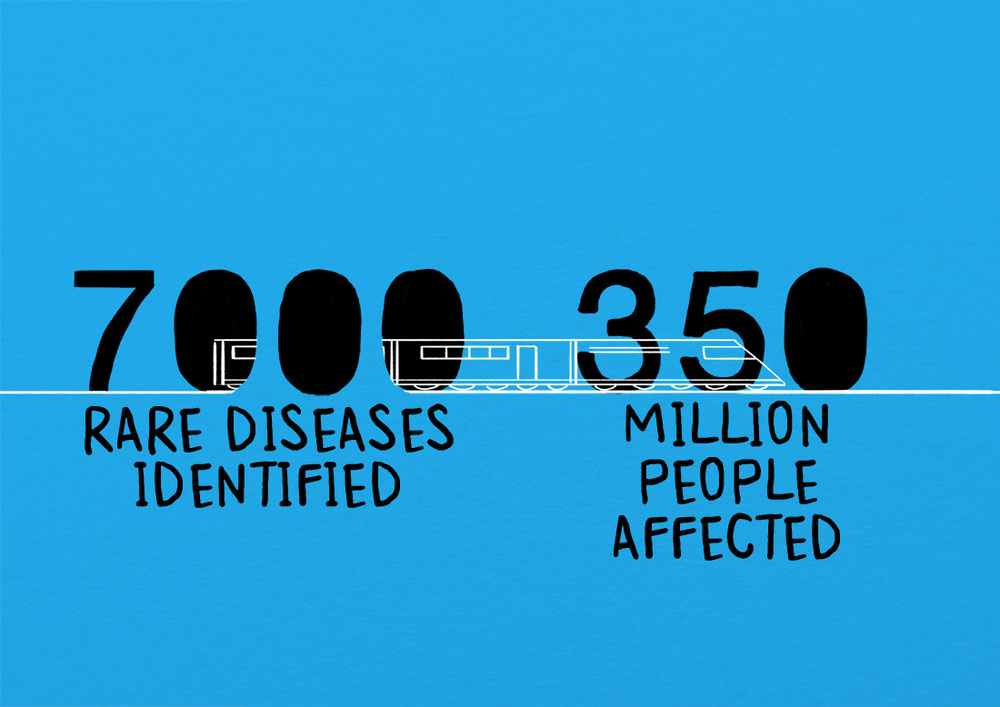 An animation for Rare Disease Day/ Edelman | Scriberia