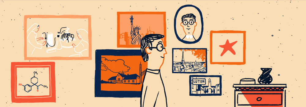 """The century of the mind"", an animation for Lundbeck Pharmaceutical 