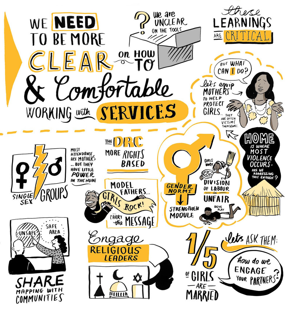 Scribing from the IRC's COMPASS project | Scriberia