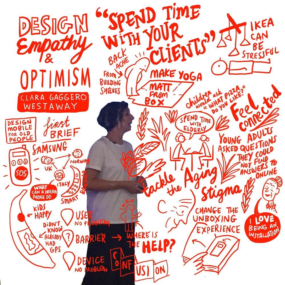 Scriberia OffGrid Sessions Clara Gaggero Sketchnotes Sketchnoting