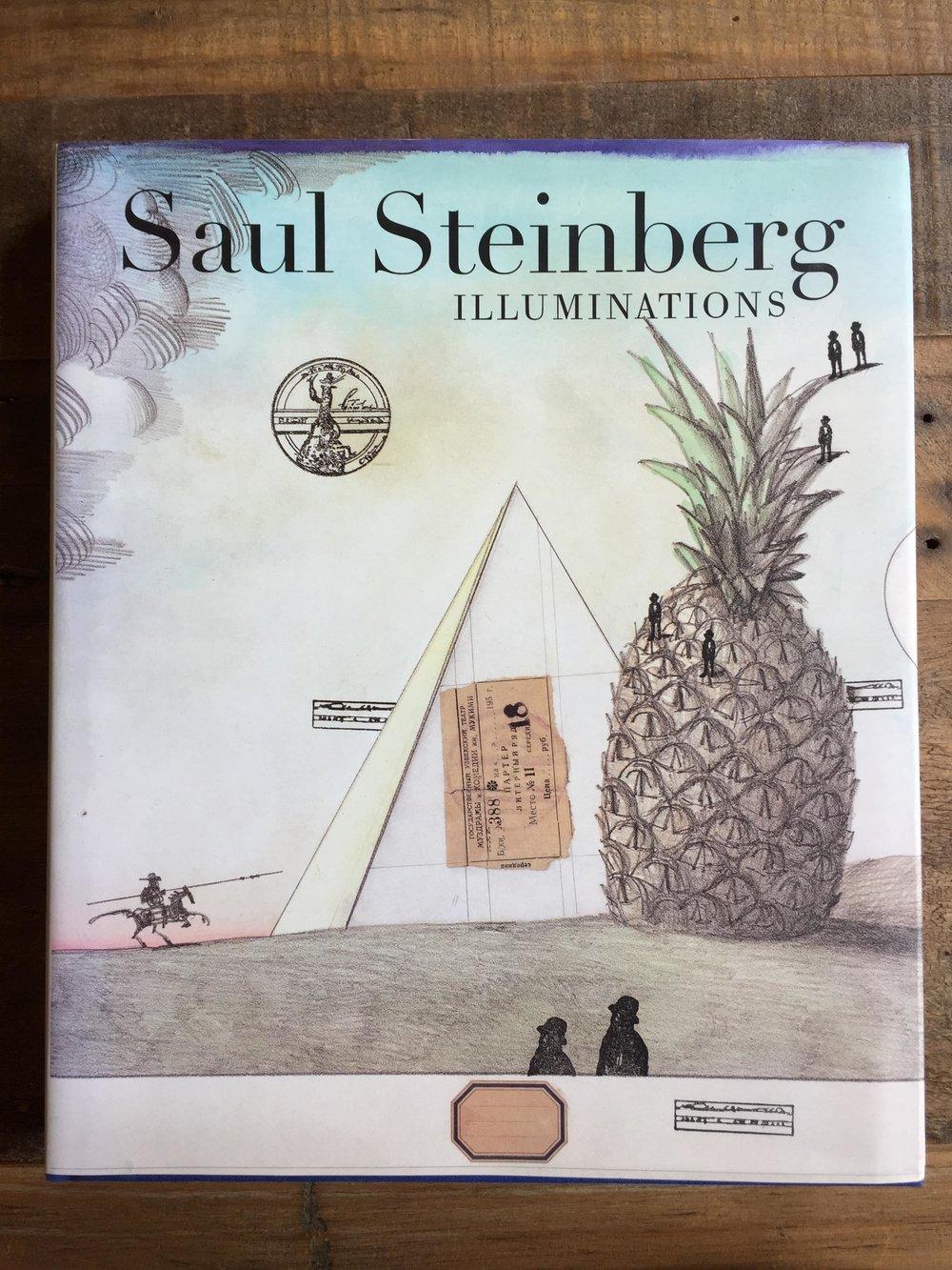 Scriberia Top Five Books for Creative Block Saul Sternberg Illuminations