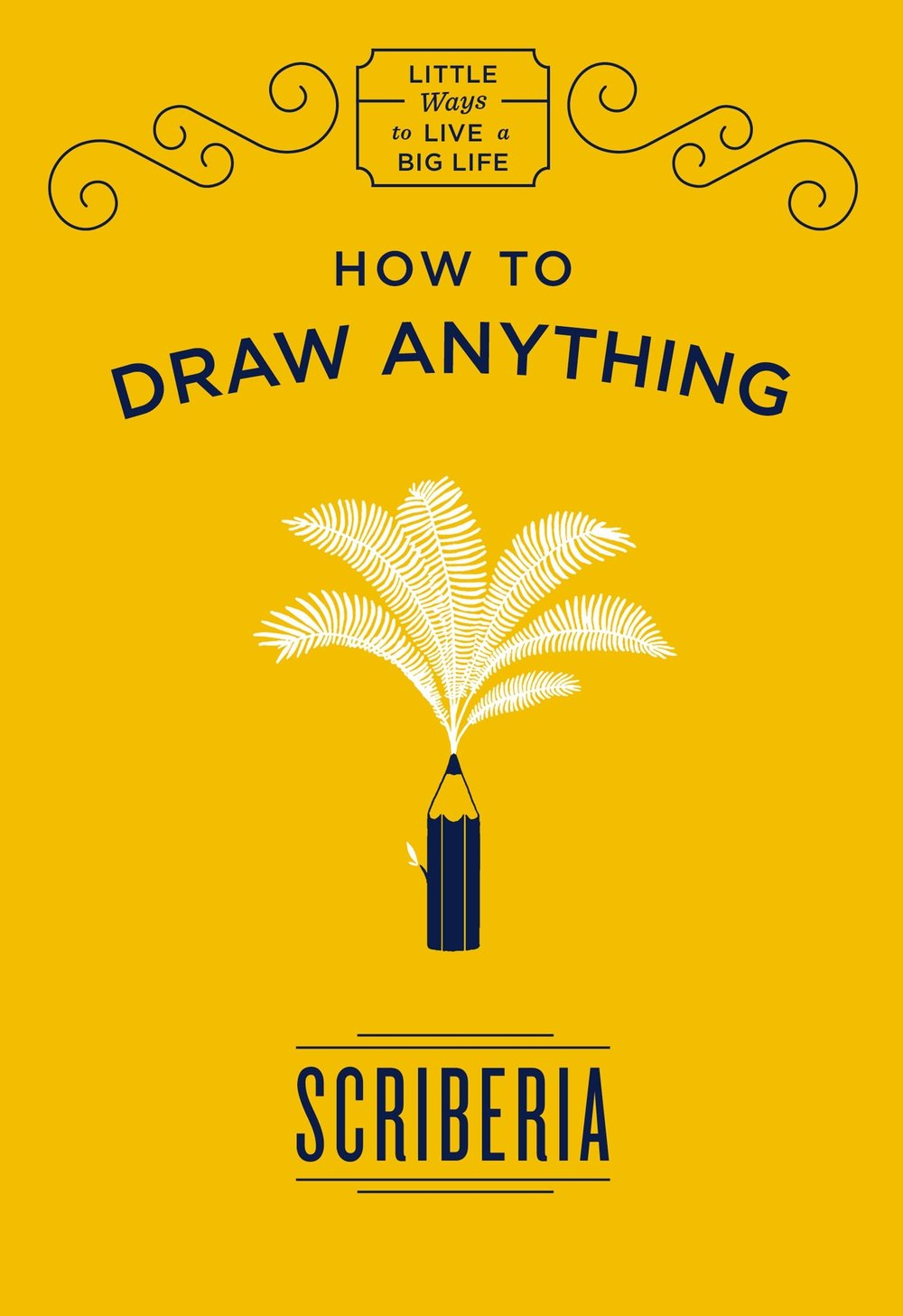 How to draw anything, by Scriberia (Quercus)